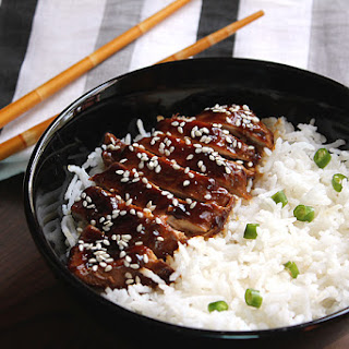 Low Calorie Chicken Teriyaki Recipes
