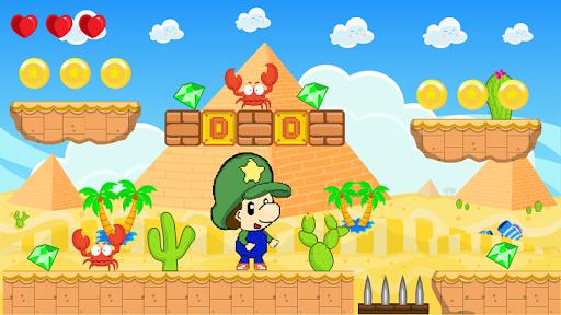Super Dario World 2 - Jungle Boy Adventure 2020 apktram screenshots 2