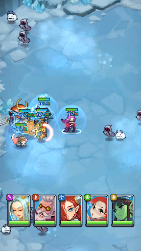 The Game is Bugged! - Guardian Idle RPG  screenshots 13