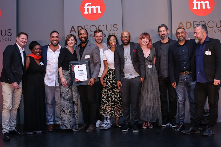 AdFocus 2017: FCB Agency of the Year. Picture: TISO BLACKSTAR