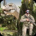 Wild Dinosaur Shoot Hunter icon