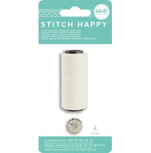 We R Memory Keepers Stitch Happy Thread - White