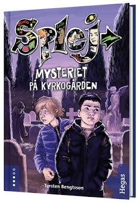 SPLEJ 1 - Mysteriet på kyrkogården
