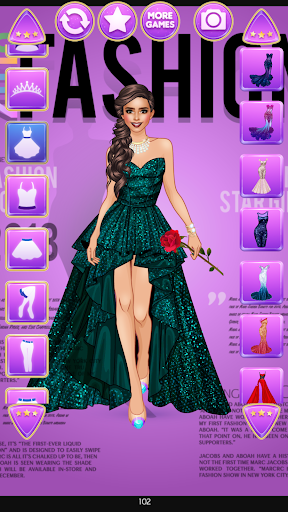 Fashion Model 2020 - Rising Star Girl 1.1 screenshots 21