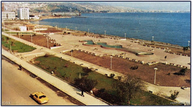 Photo: Alaybey sahili. 1970'ler