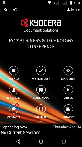 KDA FY17 Conference
