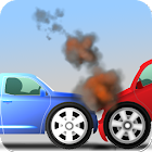 Truck Road Fighter Game icon