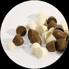 GOTINHAS DE CHOCOLATE