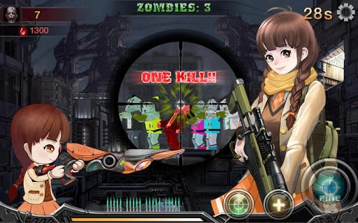 Ghost Sniper : Z