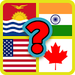 Name the Country from Flag - World Flag Quiz icon