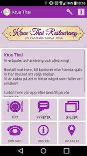 Krua Thai- screenshot thumbnail