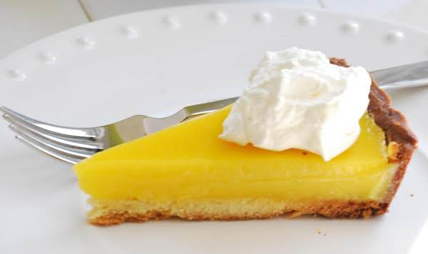 Meyer Lemon Crostata Recipe