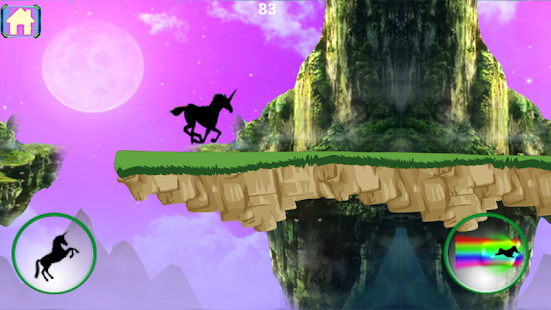 Shadow-Unicorn-Dash-Run 4
