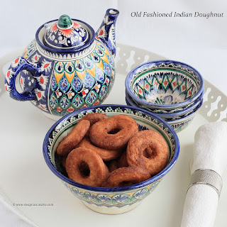 Old Fashioned Indian Doughnut