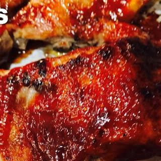 Pork Baby Back Ribs.