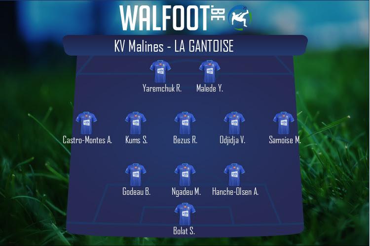 La Gantoise (KV Malines - La Gantoise)