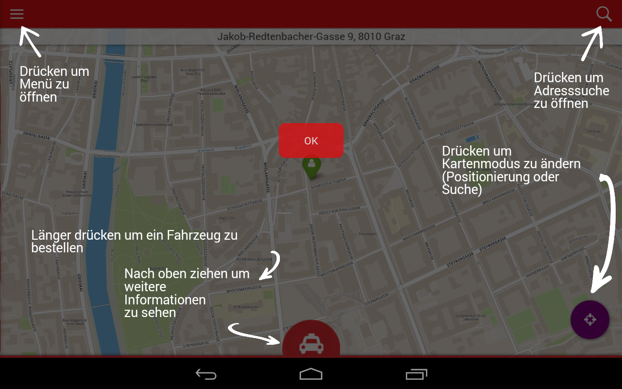 Taxi 2801 - Graz- screenshot