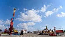 Este parque de atracciones efímero se sumará al que se instalará en el recinto ferial del 20 al 28 de agosto.