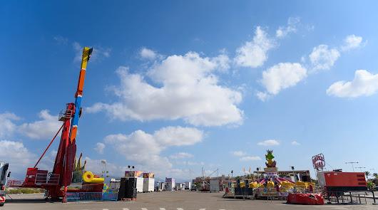 Divertoyo: 28 atracciones se instalan en El Toyo hasta el 16 de agosto