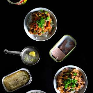 LAST SHIT – THE 3 FOUNDING DONBURI, THE ART OF EATING CANNED MEATS.