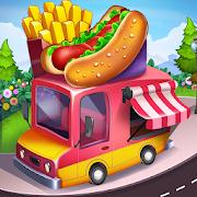 Food Truck Restaurant 2: Kitchen Chef Cooking Game [Mod] APK Free Download