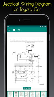 Electrical wiring diagram toyota car apps on google play screenshot image ccuart Gallery