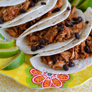 Crock Pot Mexican Pulled Pork Tacos
