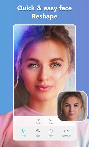 Facetune2 - Selfie Editor, Beauty & Makeover App 2.3.7-free Screenshots 2