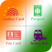 Aadhar Pan PNR Passport Voter