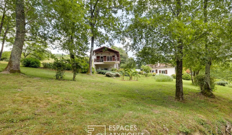 Maison avec terrasse Saint-Martin-de-Hinx
