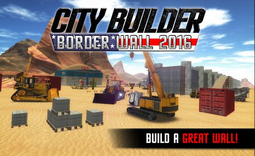 城市建造者邊界牆壁2016年