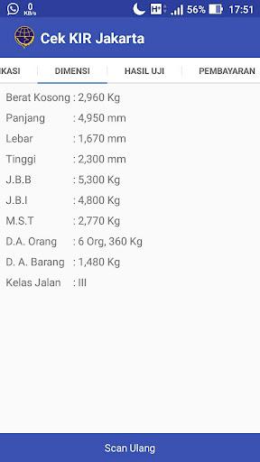 Cek KIR Jakarta  screenshots 3