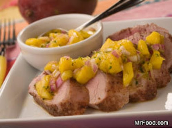 Jamaican Jerk Pork Tenderloin Recipe