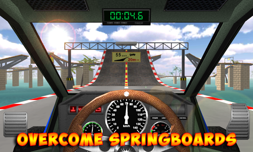 Racing stunts by car. Extreme racing. 3.2 screenshots 2