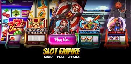 Slot Empire:Casino Slots APK poster