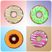 Super Donut Matching games