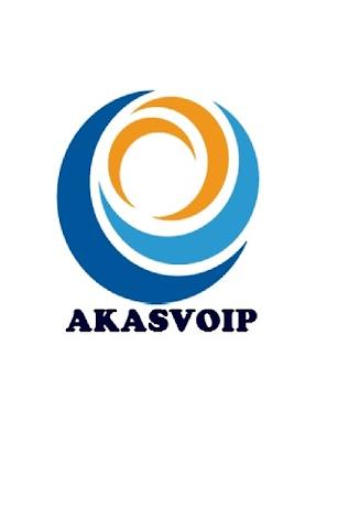 android AkasVoip Platinum Screenshot 1