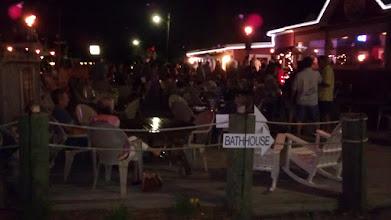 Photo: Big party at Coinjock