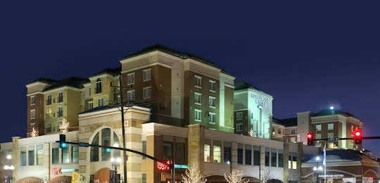 Homewood Suites by Hilton Salt Lake City Downtown