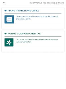 Download ComuniCare Francavilla al Mare For PC Windows and Mac apk screenshot 5