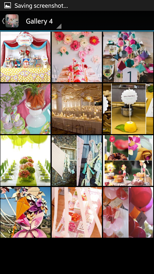 party decorations android apps on google play