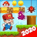 Super Bino Go 2 - New Game 2020 icon