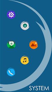 Vlyaricons - Icon Pack Aplikácie pre Android screenshot