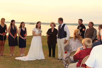 Photo: Wedding Ceremony Lake Hartwell Anderson,SC - http://WeddingWoman.net