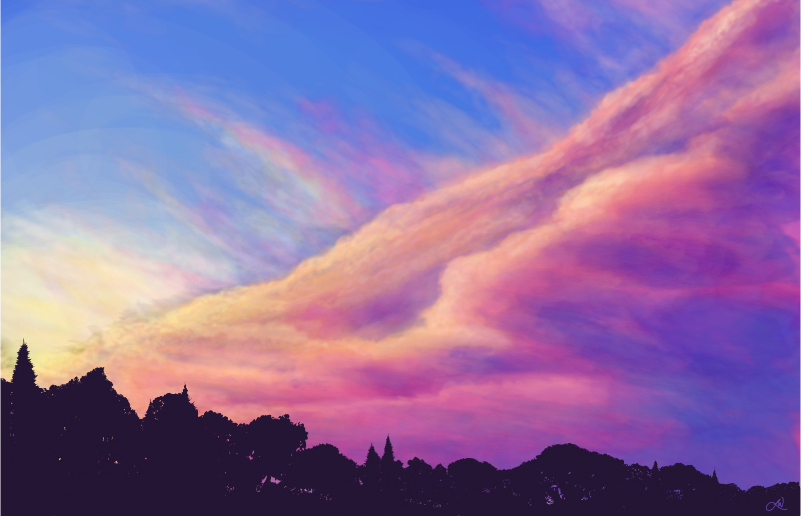 Tide In The Sky 187 Drawings 187 Sketchport
