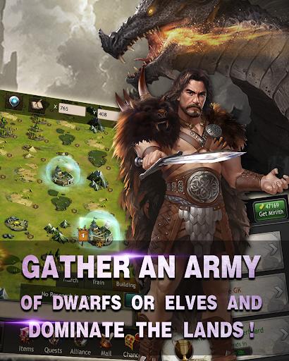 Elves vs Dwarves  screenshots 10