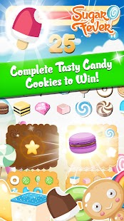 Sugar Fever - Candy Match- screenshot thumbnail