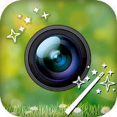 Blur Photo Background DSLR Camera Photo Editor