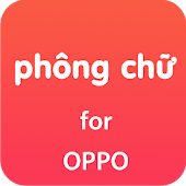 Cute Vietnamese font for OPPO