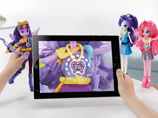 Equestria Girls - screenshot